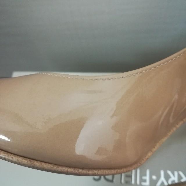 VIVA ANGELINA(ビバアンジェリーナ)のVIVA ANGELINA エナメルパンプス レディースの靴/シューズ(ハイヒール/パンプス)の商品写真