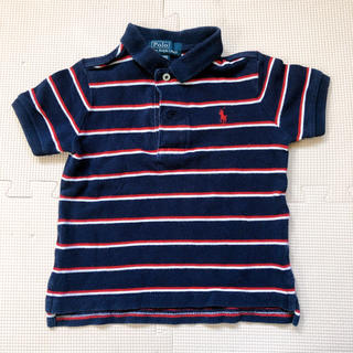 ポロラルフローレン(POLO RALPH LAUREN)のRALPH LAUREN  ポロシャツ(半袖)80(Tシャツ)