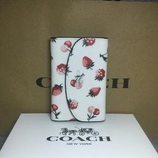 COACH - 新品☆COACH コーチ キーケース