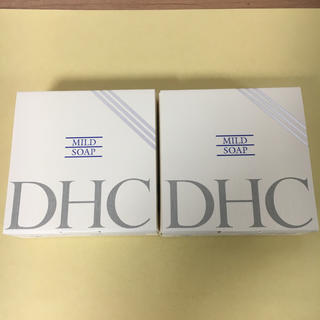 ディーエイチシー(DHC)のdhc マイルドソープ 2個(洗顔料)