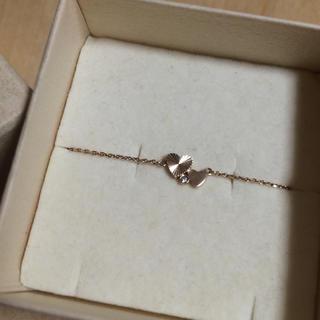 ノジェス(NOJESS)のノジェス K10 ネックレス ダイヤ(ネックレス)