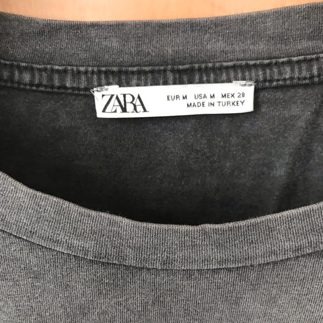 ZARA(ザラ)のZARA 半袖T レディースのトップス(Tシャツ(半袖/袖なし))の商品写真