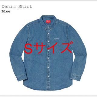 Supreme - supreme Denim Shirt Sサイズ