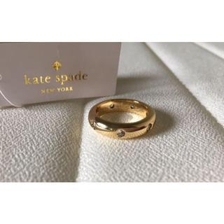 ケイトスペードニューヨーク(kate spade new york)の【新品タグ付き】ケイトスペード 指輪(リング(指輪))