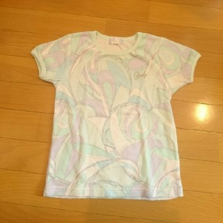 レディー(Rady)のちびRady シャボンマーブル Tシャツ 120(Tシャツ/カットソー)