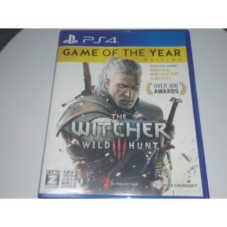 PlayStation4 - PS4 ウィッチャーワイルドハント