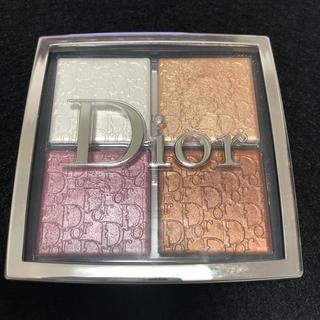ディオール(Dior)のDior バックステージ フェイスグロウパレット01(フェイスカラー)