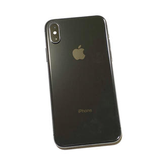 iPhone - iPhone X 256GB スペースグレイ 本体