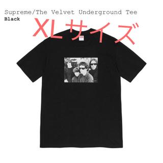 Supreme - Supreme×The Velvet Underground Tee XLサイズ