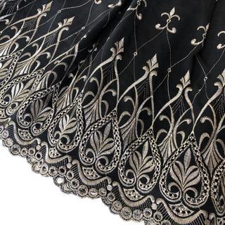 ベルメゾン - ベルメゾン 刺繍スカート