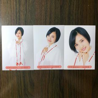 エイチケーティーフォーティーエイト(HKT48)のHKT48 兒玉遥 福袋2016 生写真コンプ 巫女(アイドルグッズ)