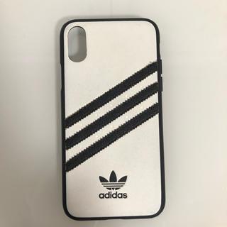 アディダス(adidas)のadidas iPhone X 対応 ケース(iPhoneケース)