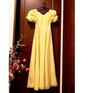 エメ(AIMER)の~未使用美女と野獣のようなドレス(ウェディングドレス)