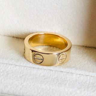 カルティエ(Cartier)のカルティエ ラフリング(リング(指輪))