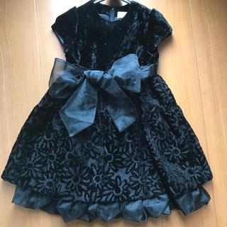 ミキハウス(mikihouse)のミキハウス ドレス 100(ドレス/フォーマル)