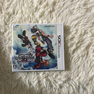 ニンテンドー3DS - KINGDOM HEARTS 3D [Dream Drop Distance]
