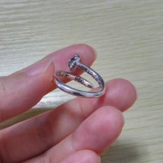 クロムハーツ(Chrome Hearts)のZ000002-2 クロムハーツリング(リング(指輪))
