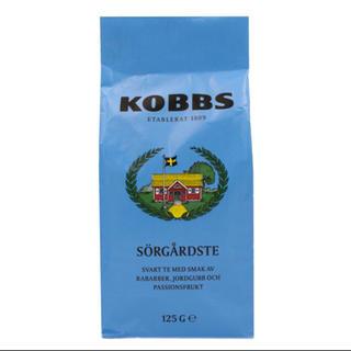 【新品未開封】KOBBS 北欧紅茶
