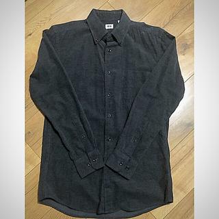 ユニクロ(UNIQLO)のユニクロ コーデュロイメンズシャツ(シャツ)