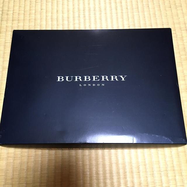 BURBERRY(バーバリー)の☆メェ様専用☆ インテリア/住まい/日用品の日用品/生活雑貨/旅行(タオル/バス用品)の商品写真