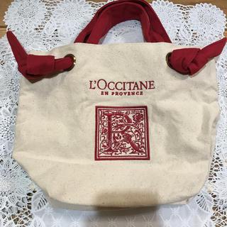 ロクシタン(L'OCCITANE)のトートバッグ ランチバッグ ロクシタン(トートバッグ)