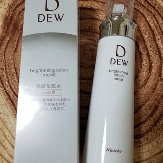 DEW - DEW ブライトニングローション しっとり 美白化粧水〈医薬部外品〉