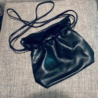 merlot - 巾着バッグ