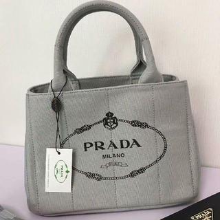 PRADA - PRADAカナパSトートバッグ