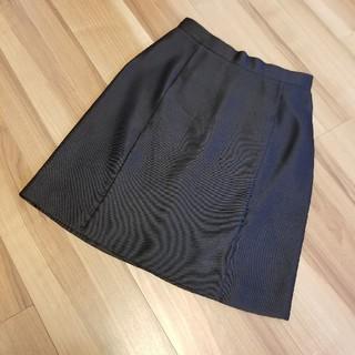 ミュウミュウ(miumiu)の美品☆miu miuタイトスカート(ひざ丈スカート)