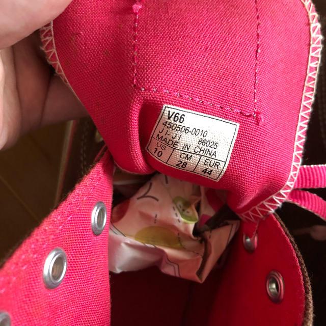 VANS(ヴァンズ)のvans スニーカー メンズの靴/シューズ(スニーカー)の商品写真