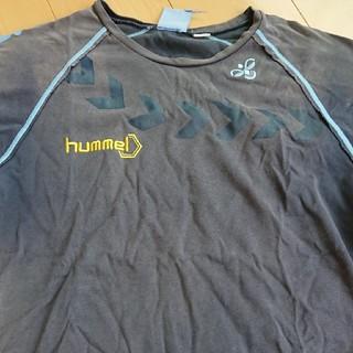 ヒュンメル(hummel)のヒュンメルのTシャツ(Tシャツ/カットソー(半袖/袖なし))