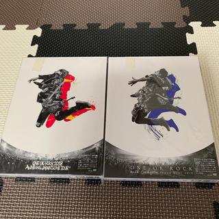 ワンオクロック(ONE OK ROCK)のお値下げ中(^^) ONE  OK  ROCK LIVE DVD 新品未使用(ミュージック)