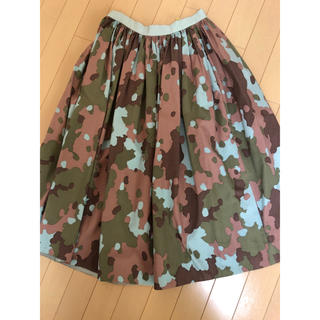 Drawer - ドゥロワー スカート