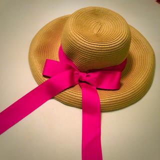 エミリアウィズ(EmiriaWiz)のEmiria wiz 女優帽(麦わら帽子/ストローハット)