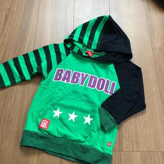 BABYDOLL - BABYDOLLパーカー
