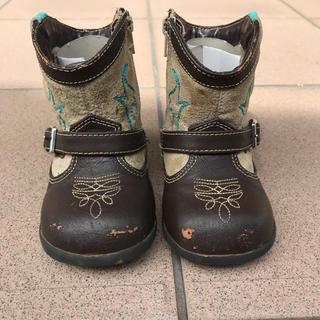 ブーツ   14.5センチ  IFME(ブーツ)