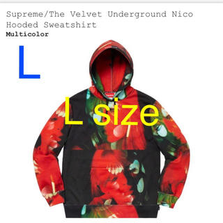 シュプリーム(Supreme)のThe Velvet Underground Hooded Sweatshirt(パーカー)