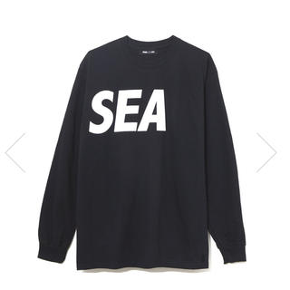 XL】WIND AND SEA LONG SLEEVE CUT-SEWN (Tシャツ/カットソー(七分/長袖))