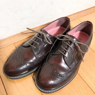 ハルタ(HARUTA)の元値1.3万★ハルタ ウィングチップ 革靴(ローファー/革靴)