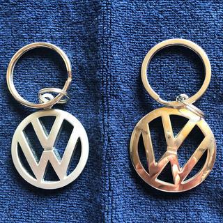 Volkswagen - フォルクスワーゲン  VW  キーホルダー  キーリング  2本