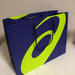アシックス(asics)のアシックス☆ショッパー  紙袋(ショップ袋)