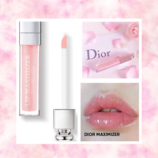 Dior - 【Dior】ディオール アディクト リップマキシマイザー 001 ピンク 6ml