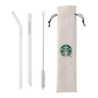 Starbucks Coffee - 【国内発送】スターバックス [リユーザブル  ストローセット ]スタバ 台湾