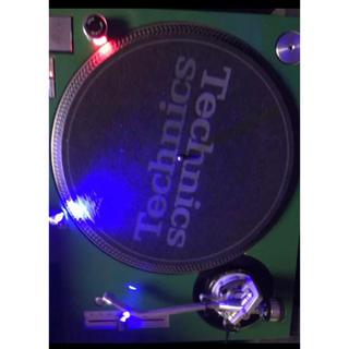 Technics SL1200 mk5 二台 SH EX1200 djセット(ターンテーブル)