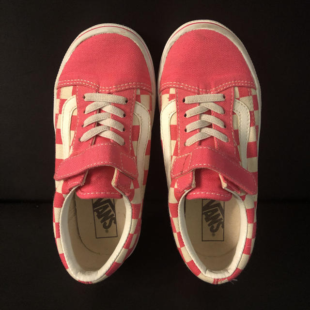 VANS(ヴァンズ)の美品♡VANS♡20㎝ スニーカー キッズ/ベビー/マタニティのキッズ靴/シューズ (15cm~)(スニーカー)の商品写真