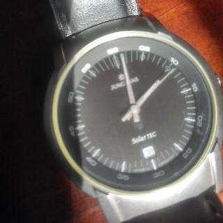 ユンハンス(JUNGHANS)のユンハンス電波ソーラー時計早い者勝ち(腕時計(アナログ))