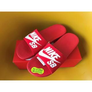ナイキ(NIKE)の新品 NIKE BENASSI SOLARSOFT SB サンダル 24cm(サンダル)