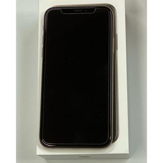 iPhone - iPhone Xs ゴールド256GB SIMフリー