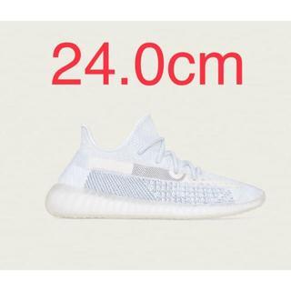 アディダス(adidas)のadidas yeezy boost 350 v2 cloud white 24(スニーカー)