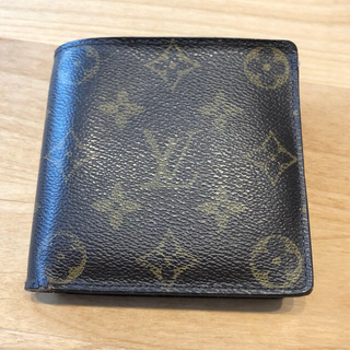 LOUIS VUITTON - ルイヴィトン 二つ折り財布 メンズ
